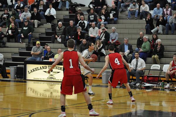 Boys Basketball vs. Medford