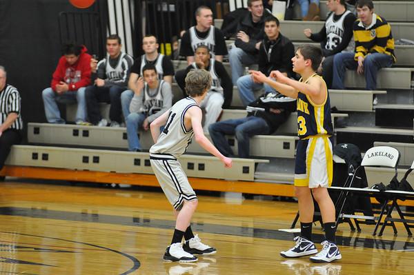 Boys Junior Varsity Basketball vs Tomahawk