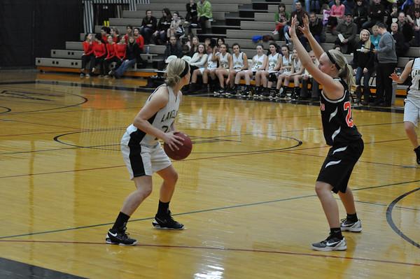 Girls Basketball vs. Marshfield