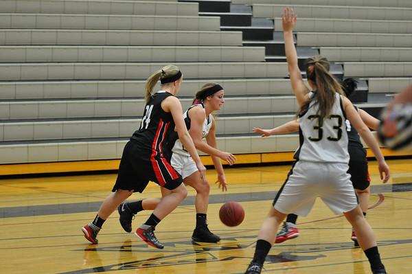 Girls Basketball vs. Medford