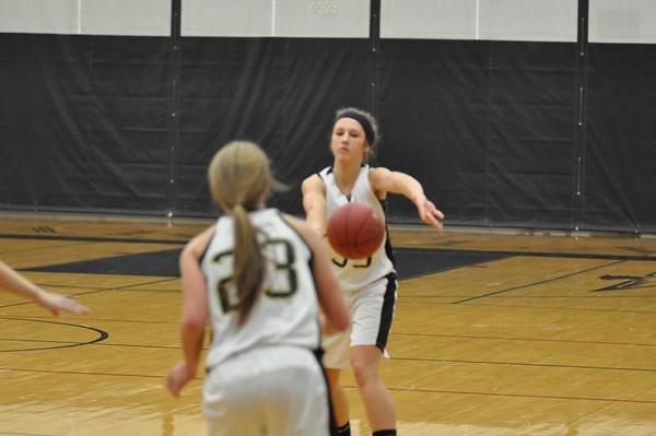 Girls Basketball vs. Northland Pines