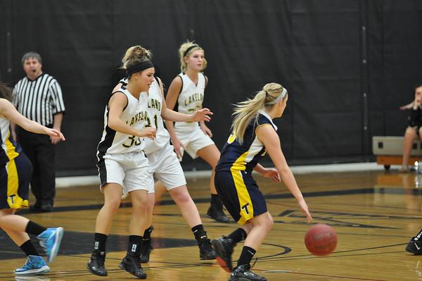 Girls Basketball vs. Tomahawk