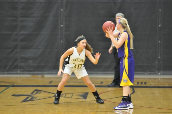 Girls Basketball vs. Ashland