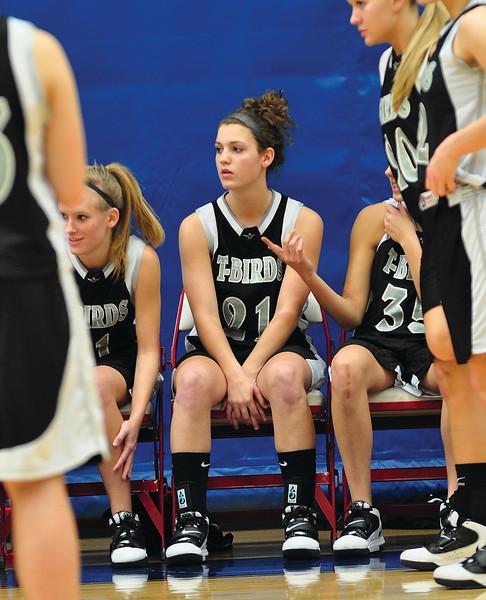 Lakeland Girls Basketball 2010-11