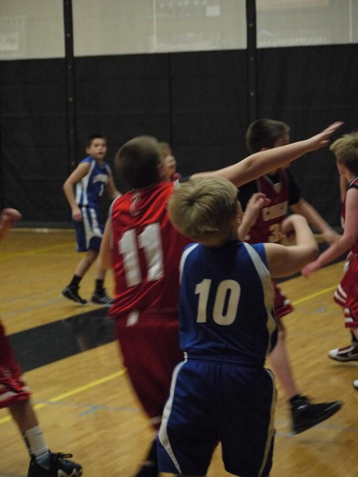Lava Bears 6th Grade versus Mtn. View 2/12/11 Lava Bears 6th Grade versus Mtn. View 2/12/11