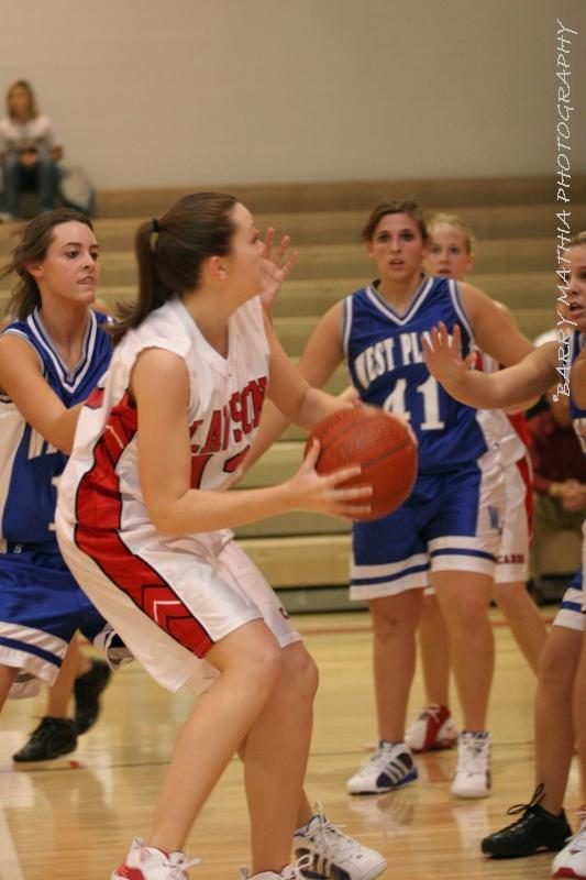 Lawson Girls BBall KCI 2nd game 198