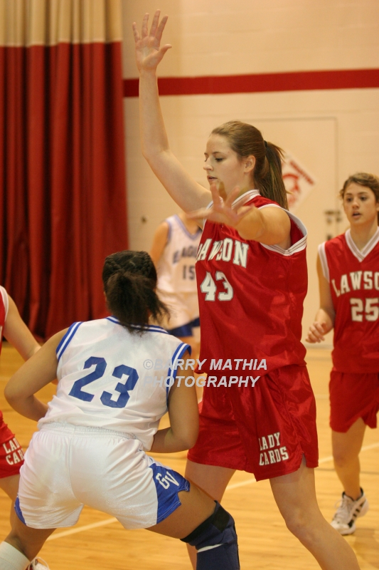 Lawson Vs Grain Valley Girls 9th BBall 012506 003