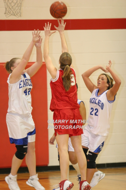 Lawson Vs Grain Valley Girls 9th BBall 012506 017