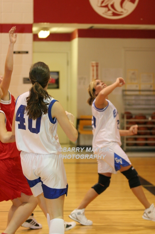 Lawson Vs Grain Valley Girls 9th BBall 012506 033