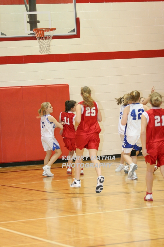 Lawson Vs Grain Valley Girls 9th BBall 012506 010