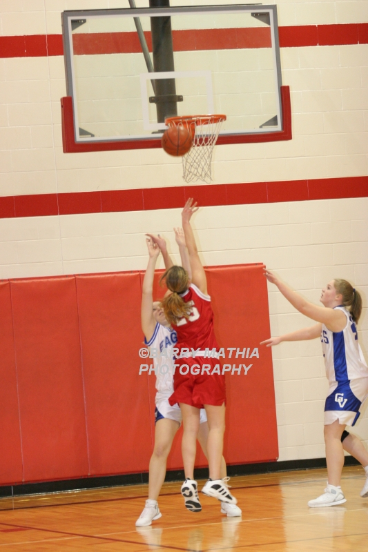 Lawson Vs Grain Valley Girls 9th BBall 012506 049