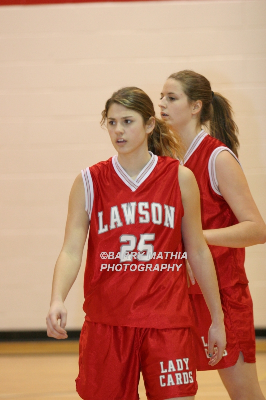 Lawson Vs Grain Valley Girls 9th BBall 012506 005
