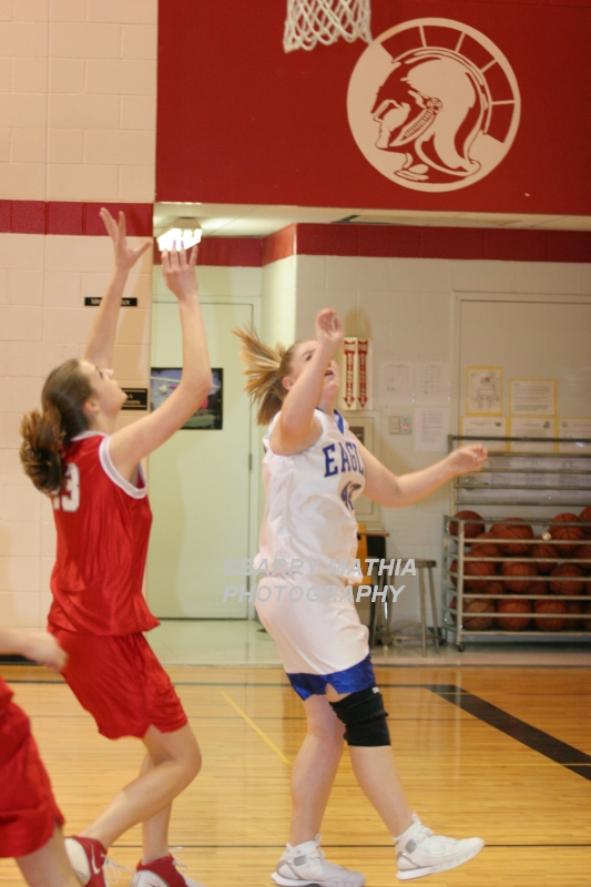 Lawson Vs Grain Valley Girls 9th BBall 012506 030