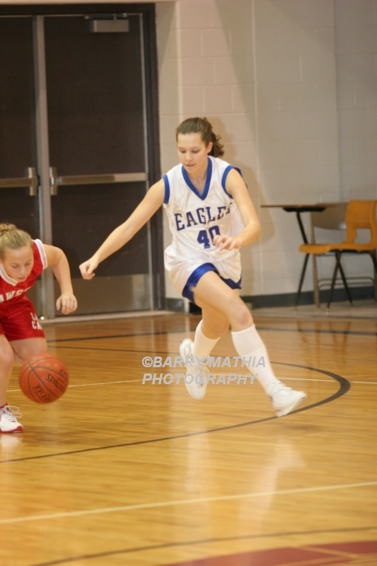 Lawson Vs Grain Valley Girls 9th BBall 012506 045