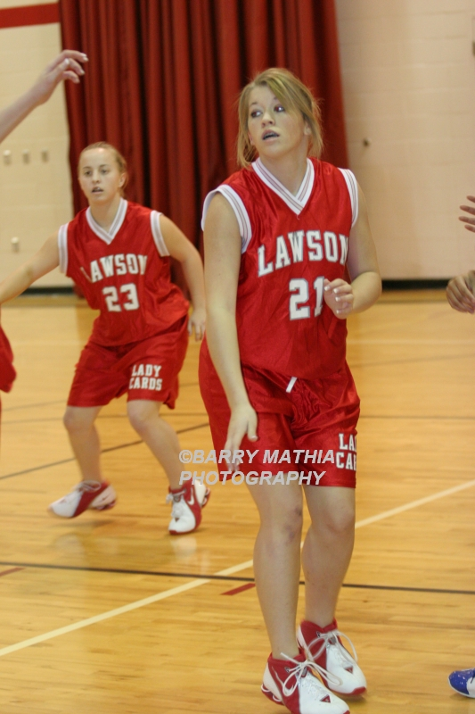 Lawson Vs Grain Valley Girls 9th BBall 012506 004