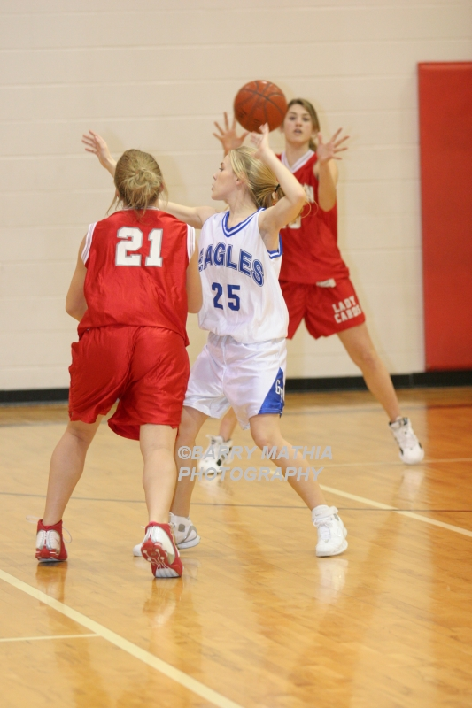 Lawson Vs Grain Valley Girls 9th BBall 012506 022