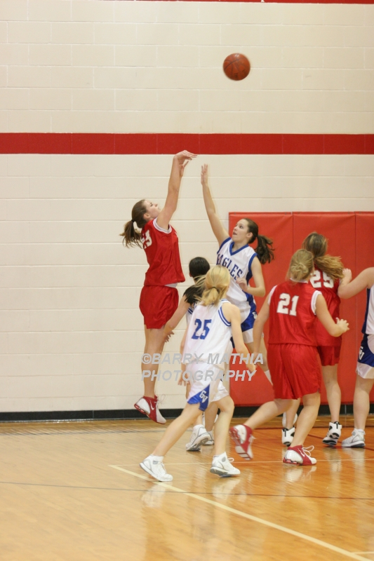 Lawson Vs Grain Valley Girls 9th BBall 012506 031