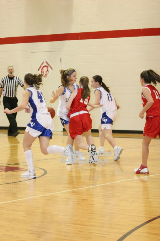 Lawson Vs Grain Valley Girls 9th BBall 012506 051
