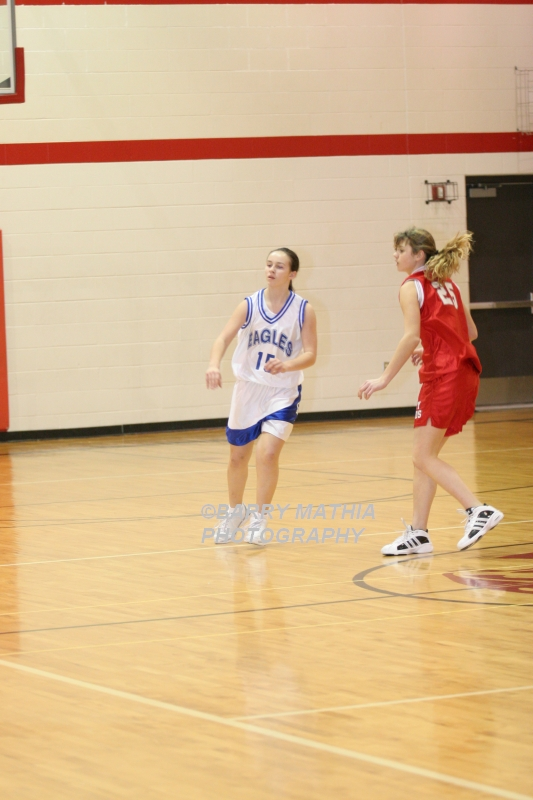 Lawson Vs Grain Valley Girls 9th BBall 012506 013