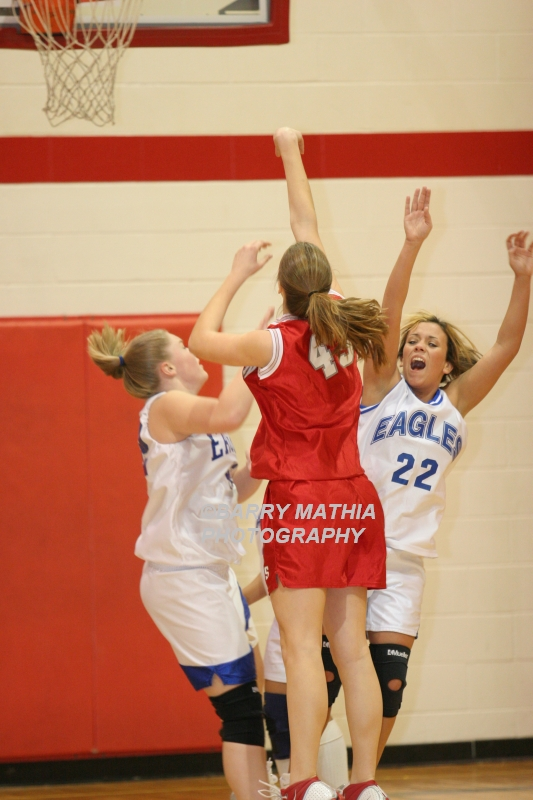 Lawson Vs Grain Valley Girls 9th BBall 012506 018