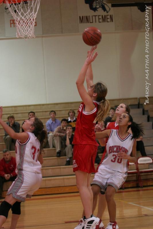 Lawson vs Richmond BBall 9th grade 036