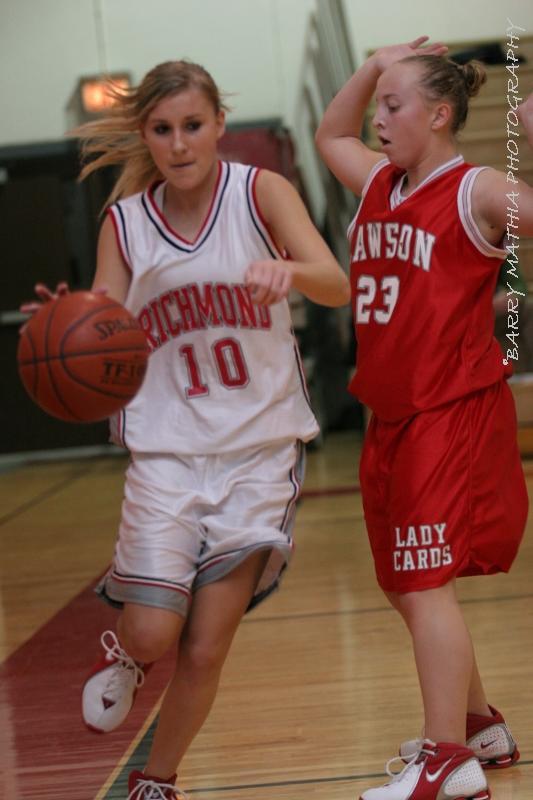 Lawson vs Richmond BBall 9th grade 043