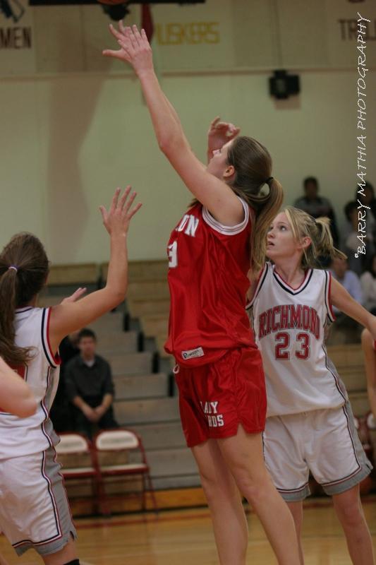 Lawson vs Richmond BBall 9th grade 061