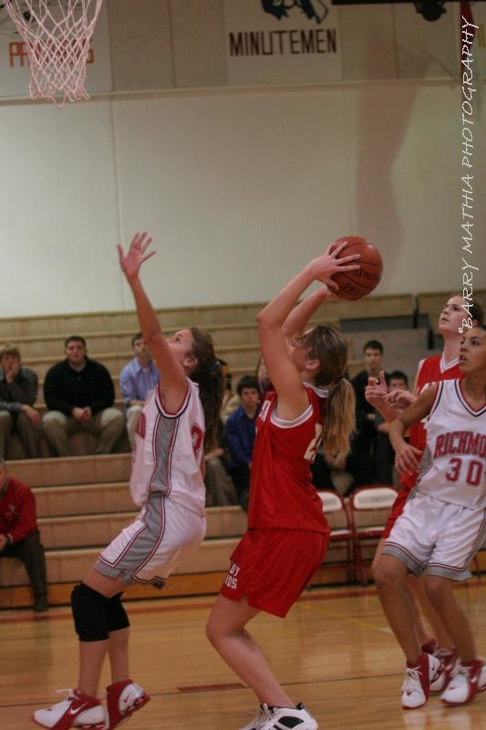 Lawson vs Richmond BBall 9th grade 035