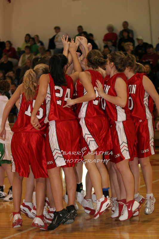 Lawson vs Smithville Girls BBall District 051