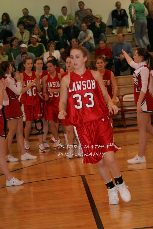 Lawson vs Smithville Girls BBall District 045