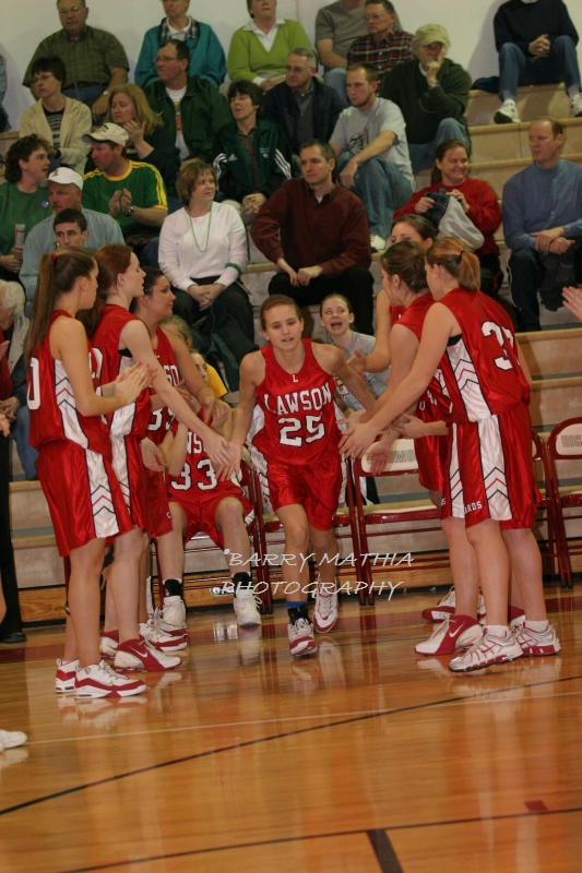 Lawson vs Smithville Girls BBall District 031