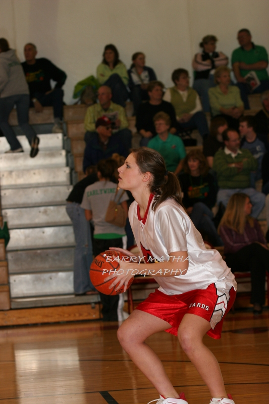 Lawson vs Smithville Girls BBall District 002