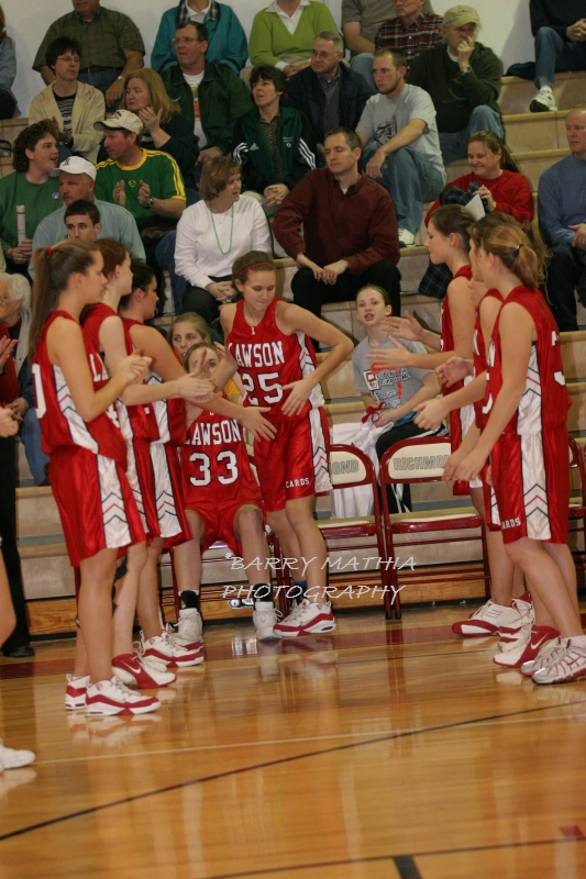 Lawson vs Smithville Girls BBall District 030