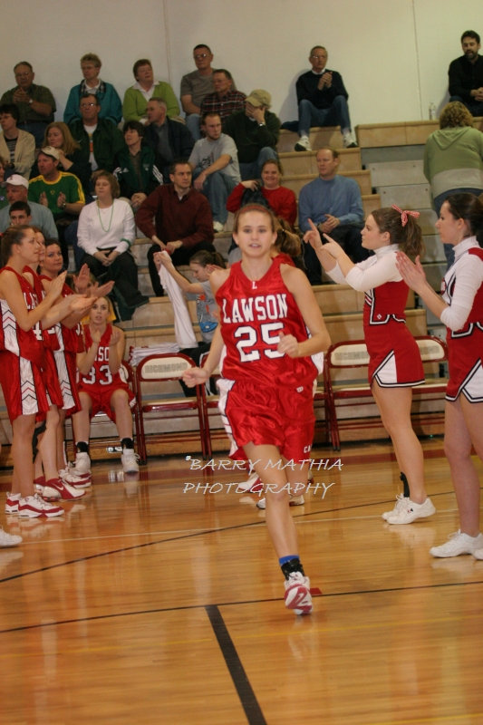 Lawson vs Smithville Girls BBall District 035
