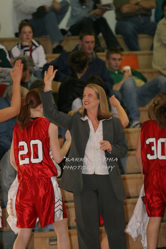 Lawson vs Smithville Girls BBall District 009