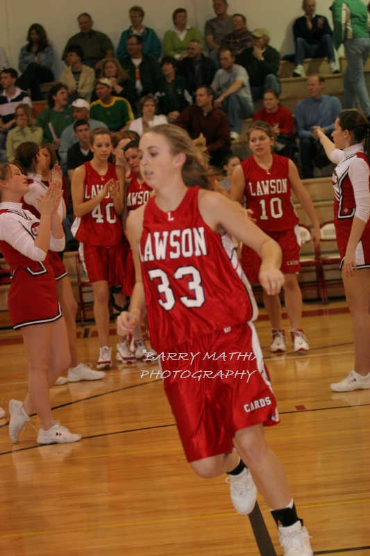 Lawson vs Smithville Girls BBall District 046