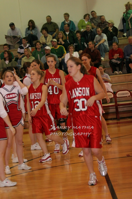 Lawson vs Smithville Girls BBall District 047