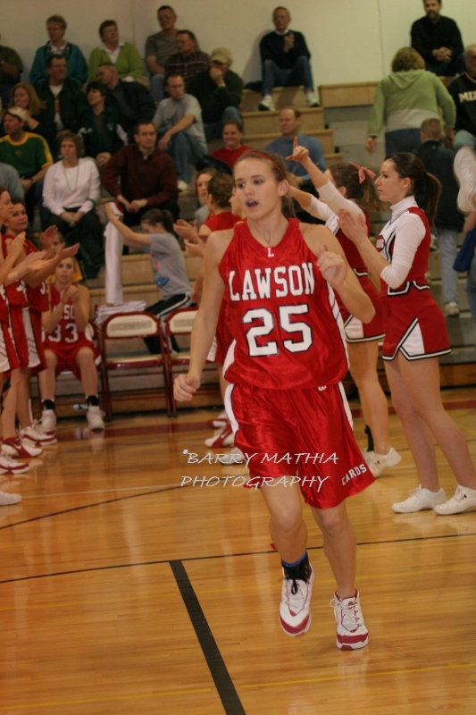 Lawson vs Smithville Girls BBall District 037