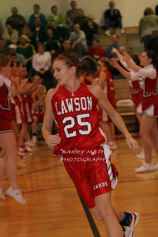 Lawson vs Smithville Girls BBall District 038