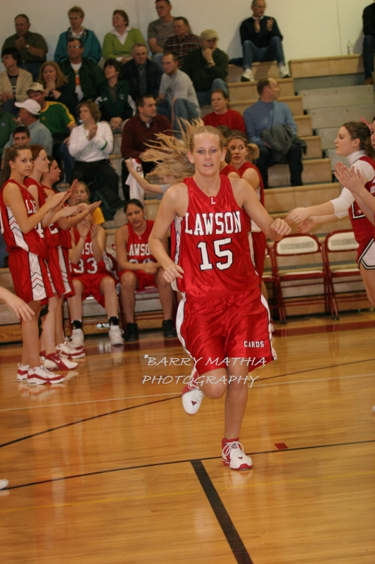 Lawson vs Smithville Girls BBall District 022