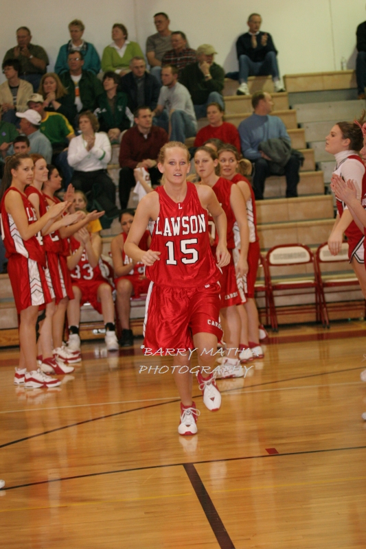 Lawson vs Smithville Girls BBall District 021