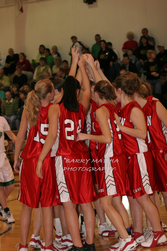 Lawson vs Smithville Girls BBall District 050