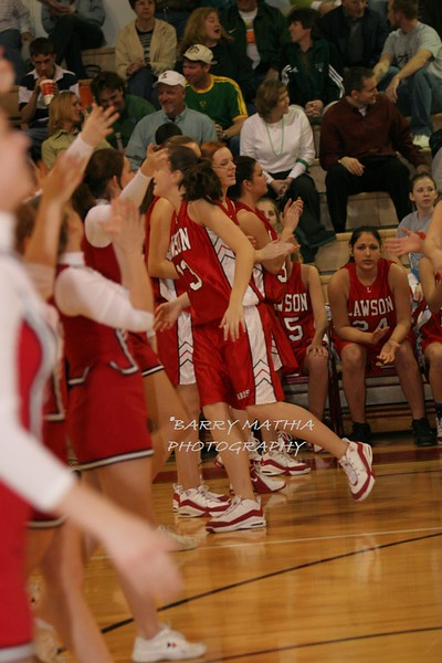 Lawson vs Smithville Girls BBall District 015