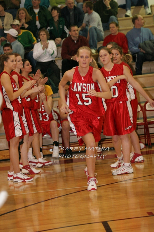 Lawson vs Smithville Girls BBall District 020