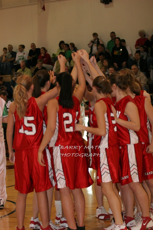 Lawson vs Smithville Girls BBall District 049