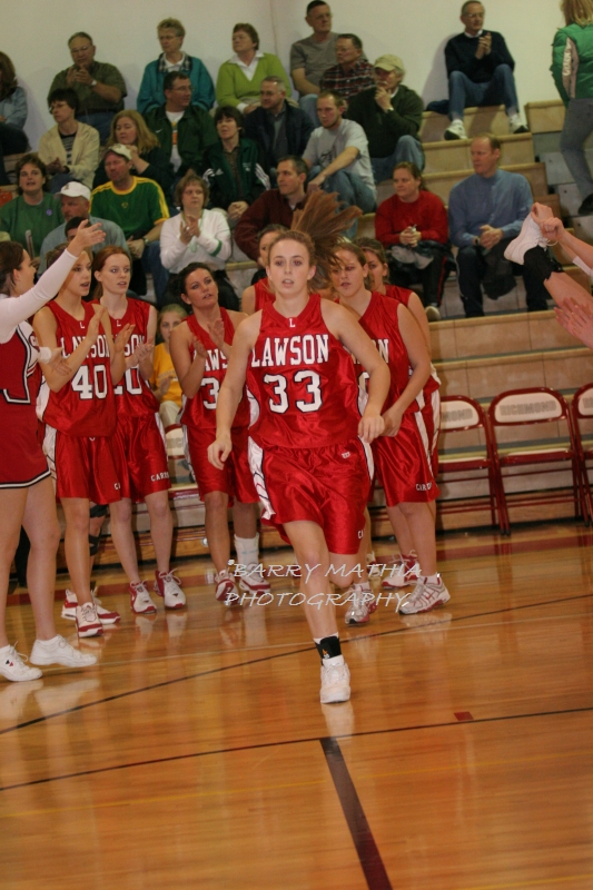 Lawson vs Smithville Girls BBall District 042