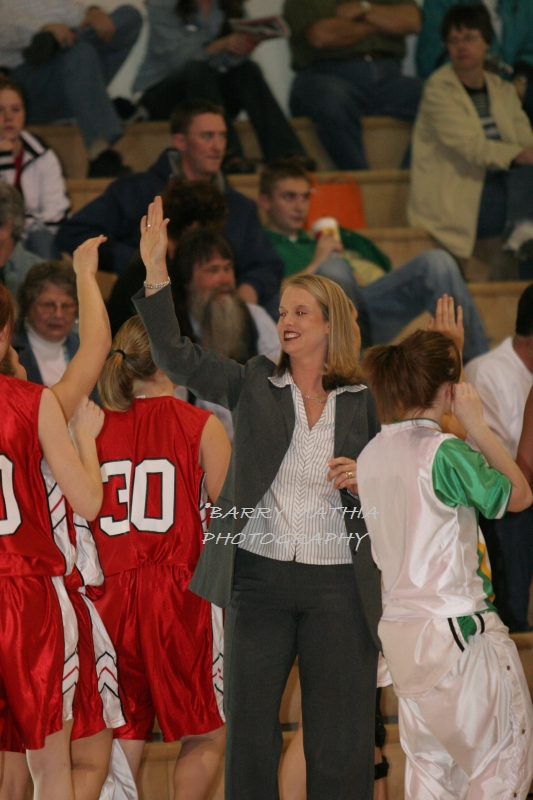Lawson vs Smithville Girls BBall District 008