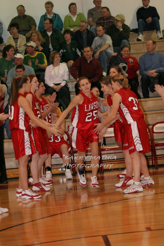 Lawson vs Smithville Girls BBall District 032