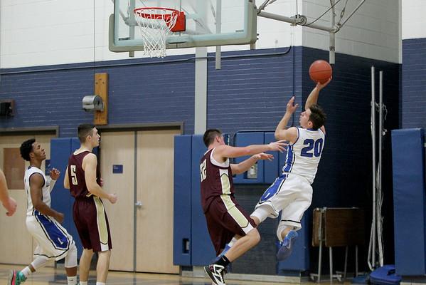 Leom vs Shepard Hill Varsity Basketball January 21 2016