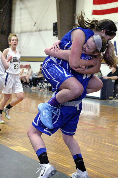 Leominster HS vs ST. B's girls 021114